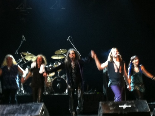Arena Monterrey - 09- Abril - 2011