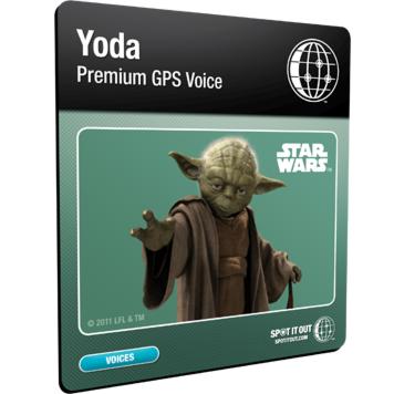 Yoda GPS